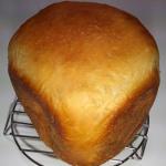 豆乳 パン ( パン ・ ド ・ ミ ) ☆